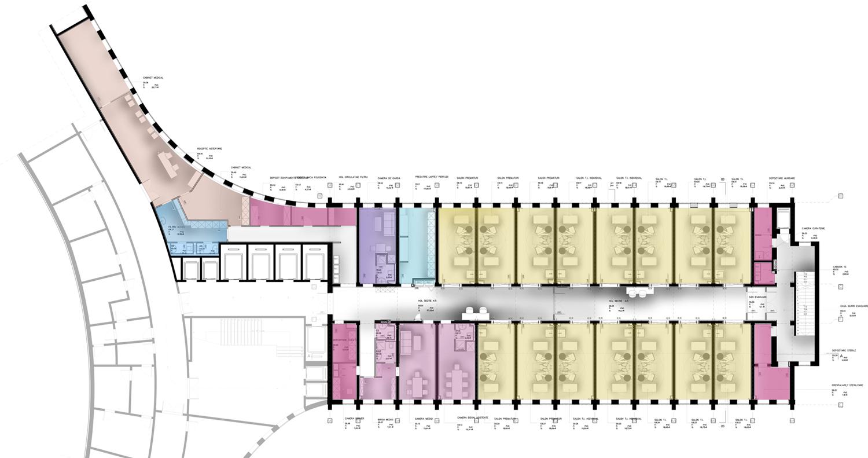 Sectia de Terapie Intensiva Nou-Nascuti a Spitalului Judetean Constanta in 2016