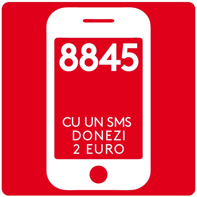 Cu un SMS la 8845 donezi 2 euro pentru nou-nascutii din Constanta